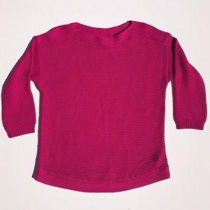 Ralph Lauren Hot Pink Pullover Sweater Size 3X